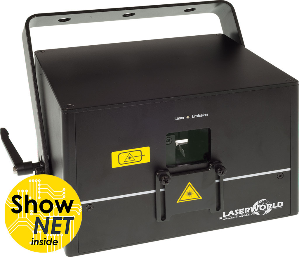 Laserworld DS-1800G (ShowNET)