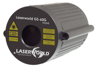 Laserworld GS-60G move